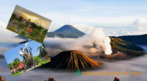 Mount Bromo, Malang and Surabaya City Tour 5 days