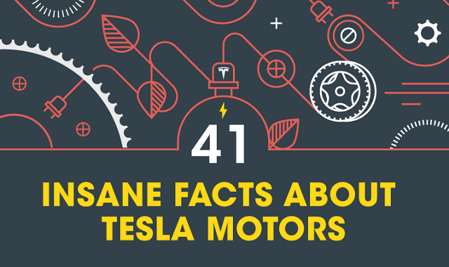 41 Insane Facts About Tesla Motors