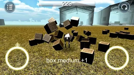 Goat Simulator apk 1.01 stunning 3D graphics - smooth and easy controls