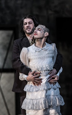 Janacek: From the House of the Dead - Ladislav Elgr, Pascal Charbonneau - (C) ROH. Photo by Clive Barda