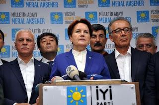 Akşener Hükümetin yanındayız