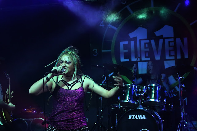 Pulverise at Eleven, Stoke-on-Trent