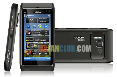 Nokia N8 - Camera Smartphone with Xenon Flash