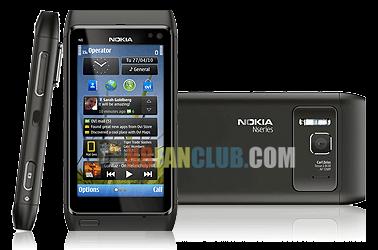 Nokia N8 - Camera Smartphone with Xenon Flash
