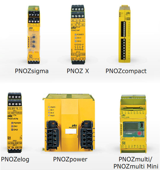 Pilz Programmable Safety Relay