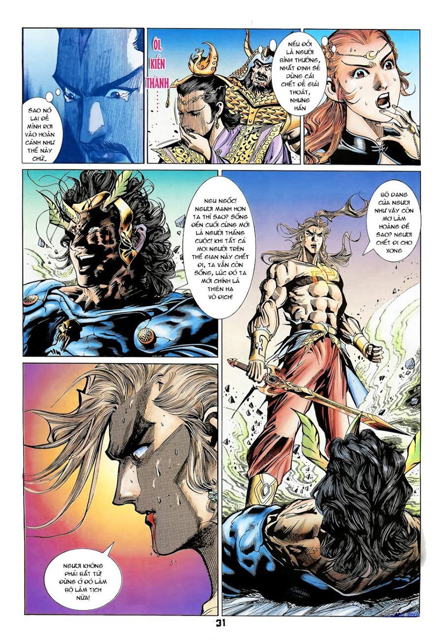 Đại Đường Uy Long chapter 85 trang 30