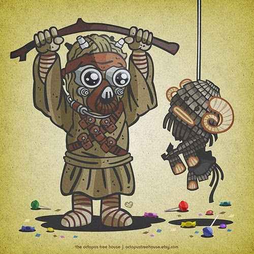 06-Baby-Sandperson-Young-Star-Wars-Baddies-Octopus-Tree-House-Prints-www-designstack-co