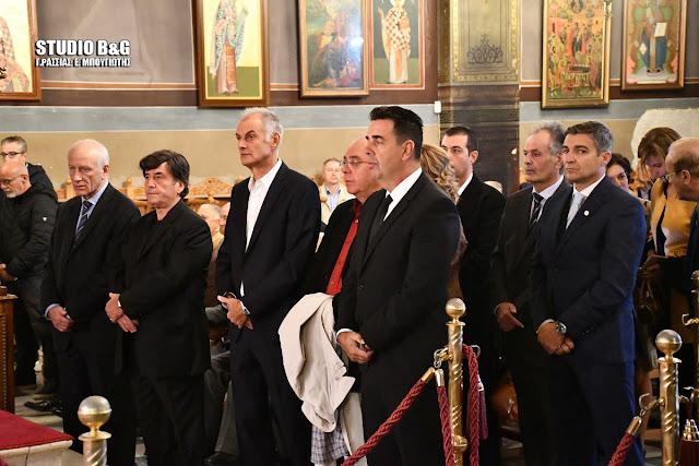 Το Ναύπλιο τίμησε και φέτος τους Ευεργέτες και τους Δωρητές του