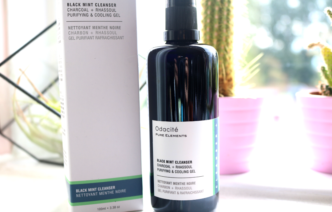 Odacité Black Mint Cleanser