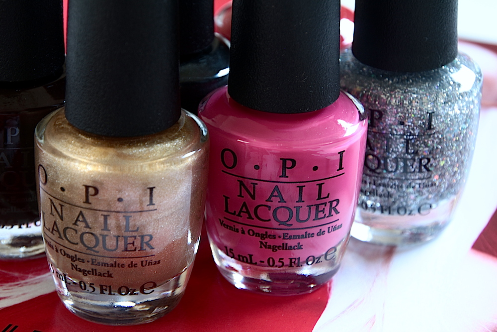 opi collection gwen stefani printemps 2014 vernis swatches