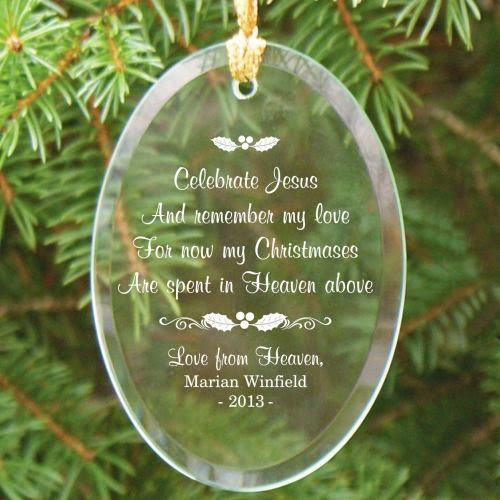 http://www.inspirationalsympathygifts.com/personalizedchristmasesinheavenornament