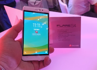 Cherry Mobile Announces Flare S4