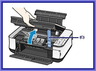 Install Ink Cartridge In Canon PIXMA MX922 Guide