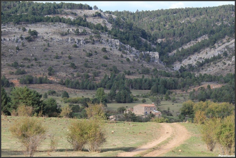 Masía en Valle Cabriel
