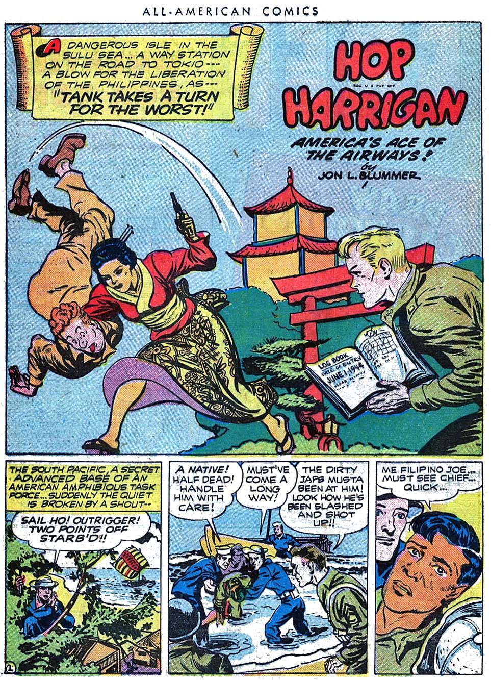 Read online All-American Comics (1939) comic -  Issue #63 - 42