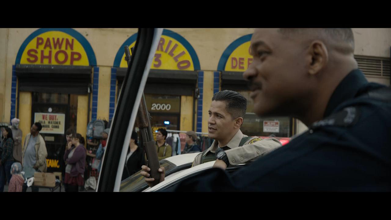 Bright (2017) 720p Latino – Ingles captura 2