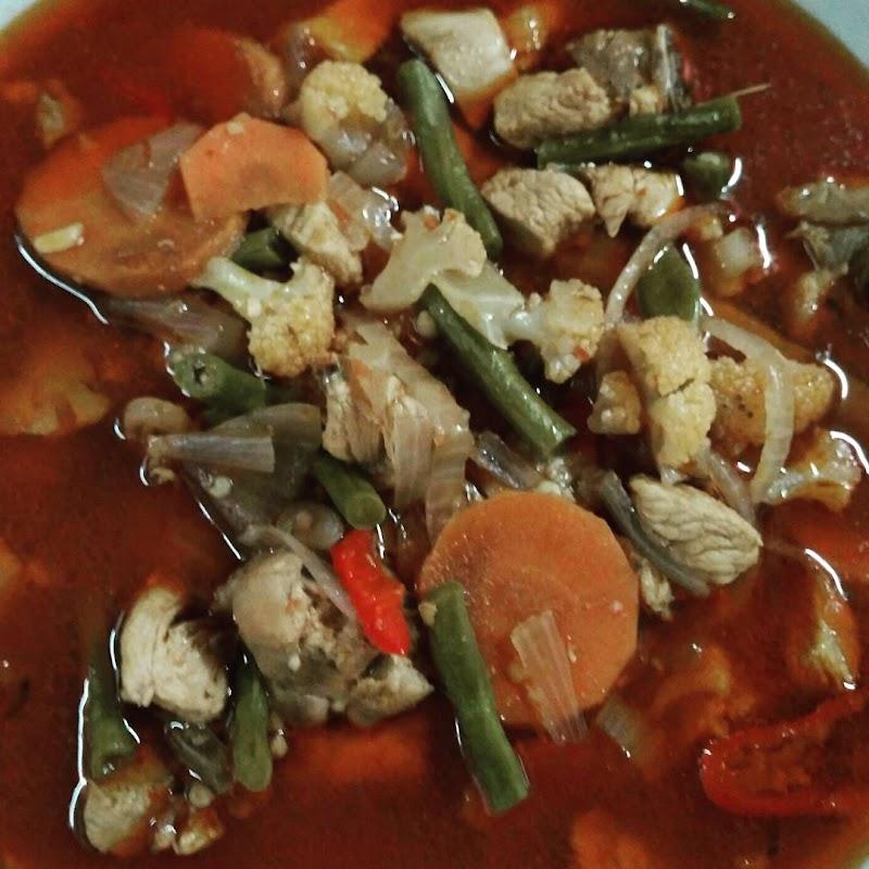 Resipi Ayam Padprik Yang Sedap dan Mudah