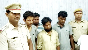 Four accused arrested in Faridabad in Mumbai arrested from Mumbai and Jharkhand