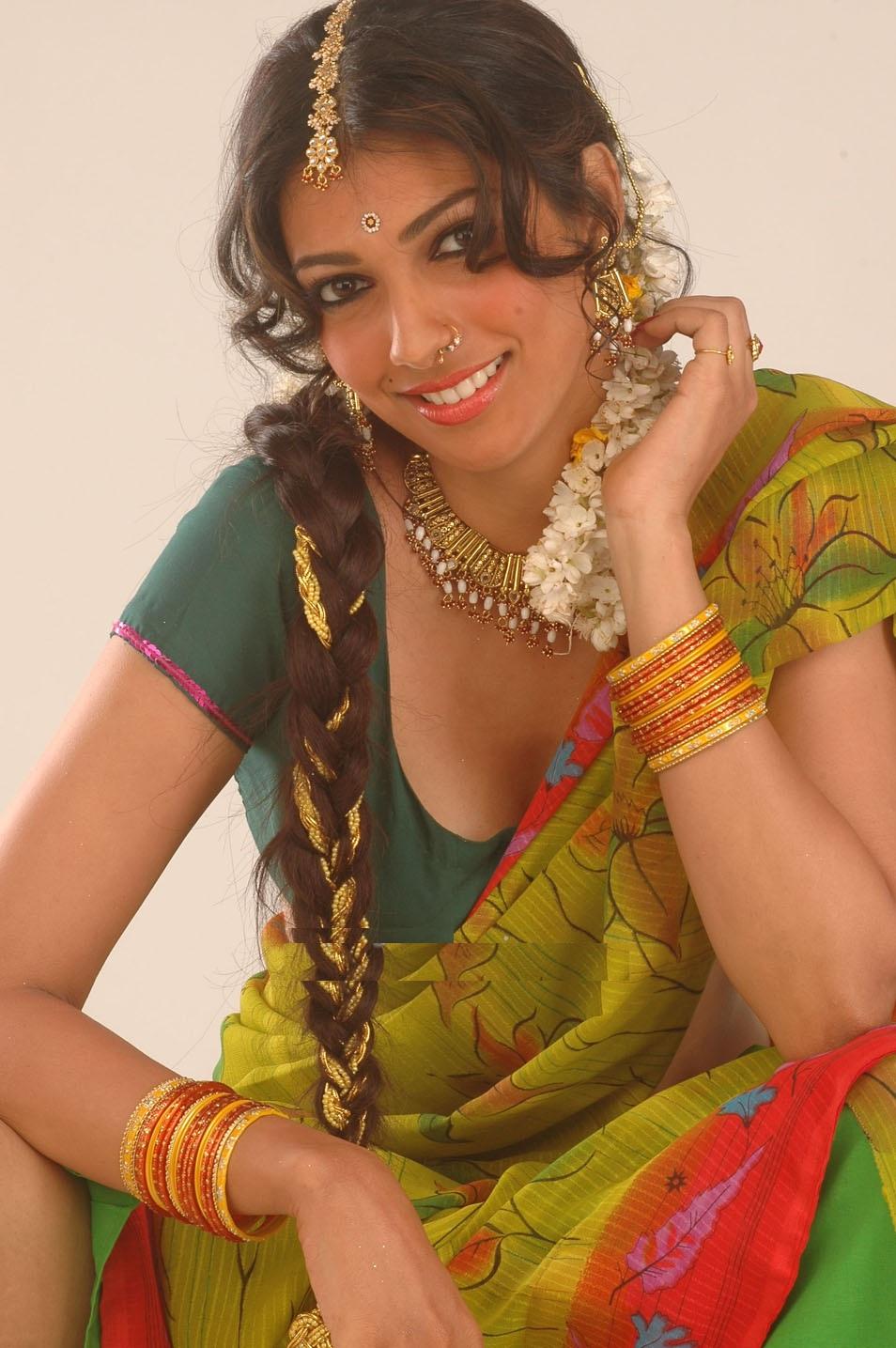 Tollywood Actresses Yukta Mookhey Unseen Hot Stills In -6577