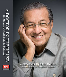 BUKU DR M DOCTOR IN THE HOUSE