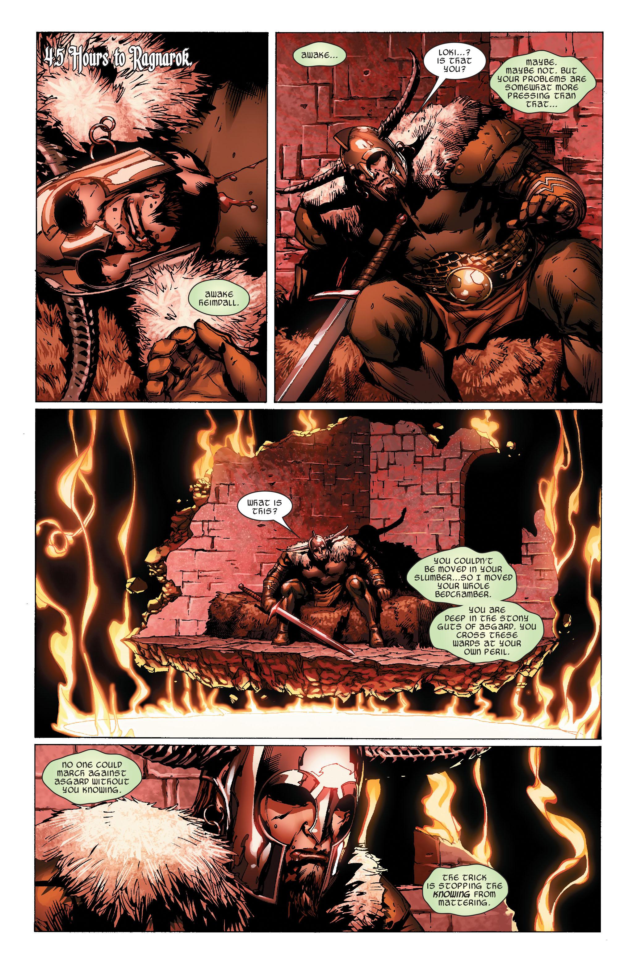 Thor (2007) Issue #607 #20 - English 10