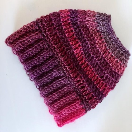 Yet Another Messy Bun Hat - Free Pattern