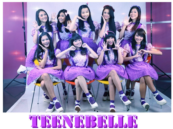 Lirik Lagu Tersenyumlah by Teenebelle