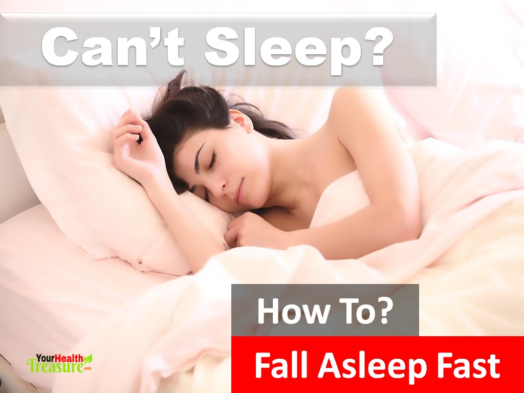 How To Fall Asleep Fast? (naturally And Quickly)