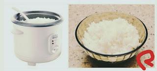 cara masak nasi tidak cepat kering dan kuning