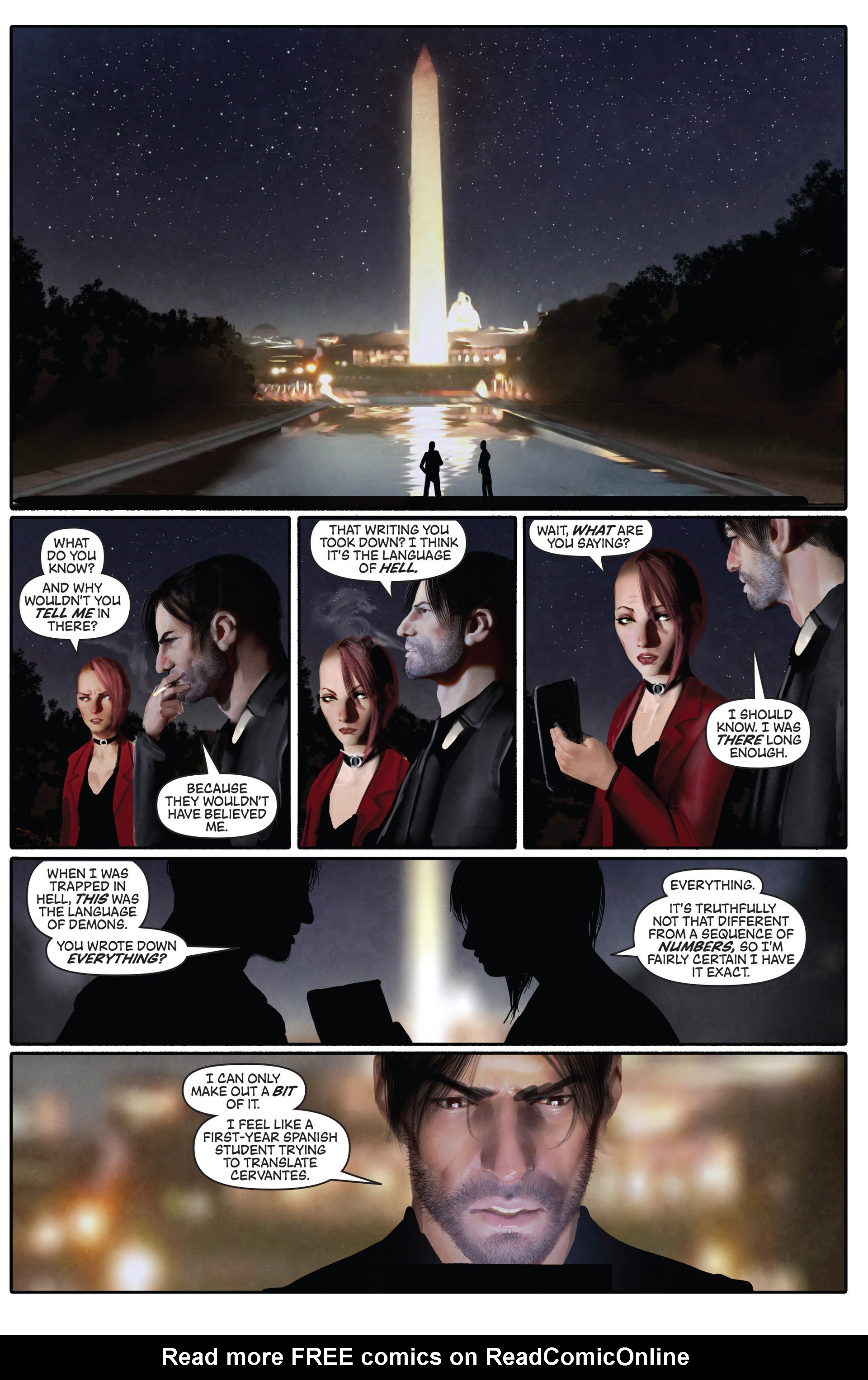 Read online Artifacts comic -  Issue #22 - 12