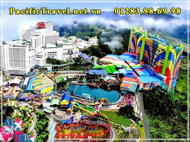 Tour du lịch Singapore - Malaysia 5 ngày 4 đêm giá tốt dịp lễ 2017