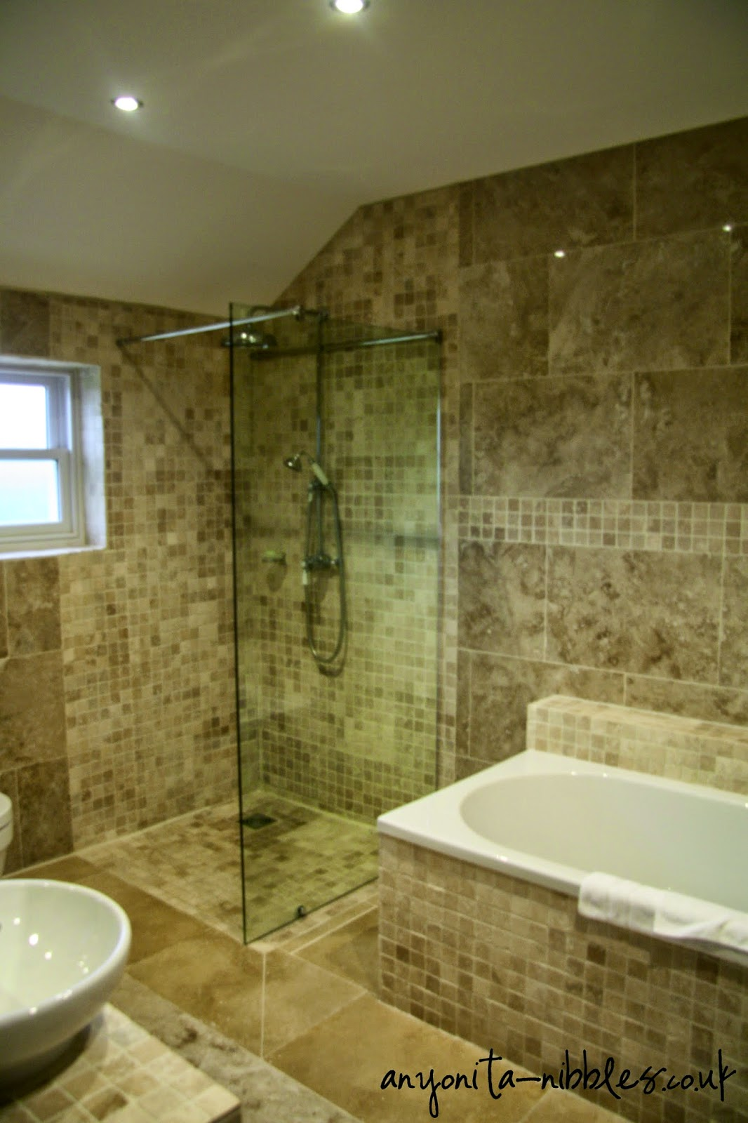Helmsley 29's luxury bathroom at Ox Pasture Hall Hotel | Anyonita-nibbles.co.uk