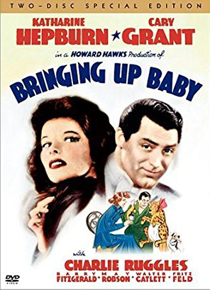 Bringing Up Baby DVD cover