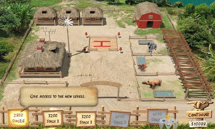 تحميل لعبة المزرعة الافريقية African Farm