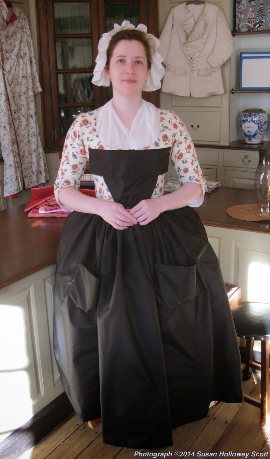 Two Nerdy History Girls Useful Yet Elegant Black Silk