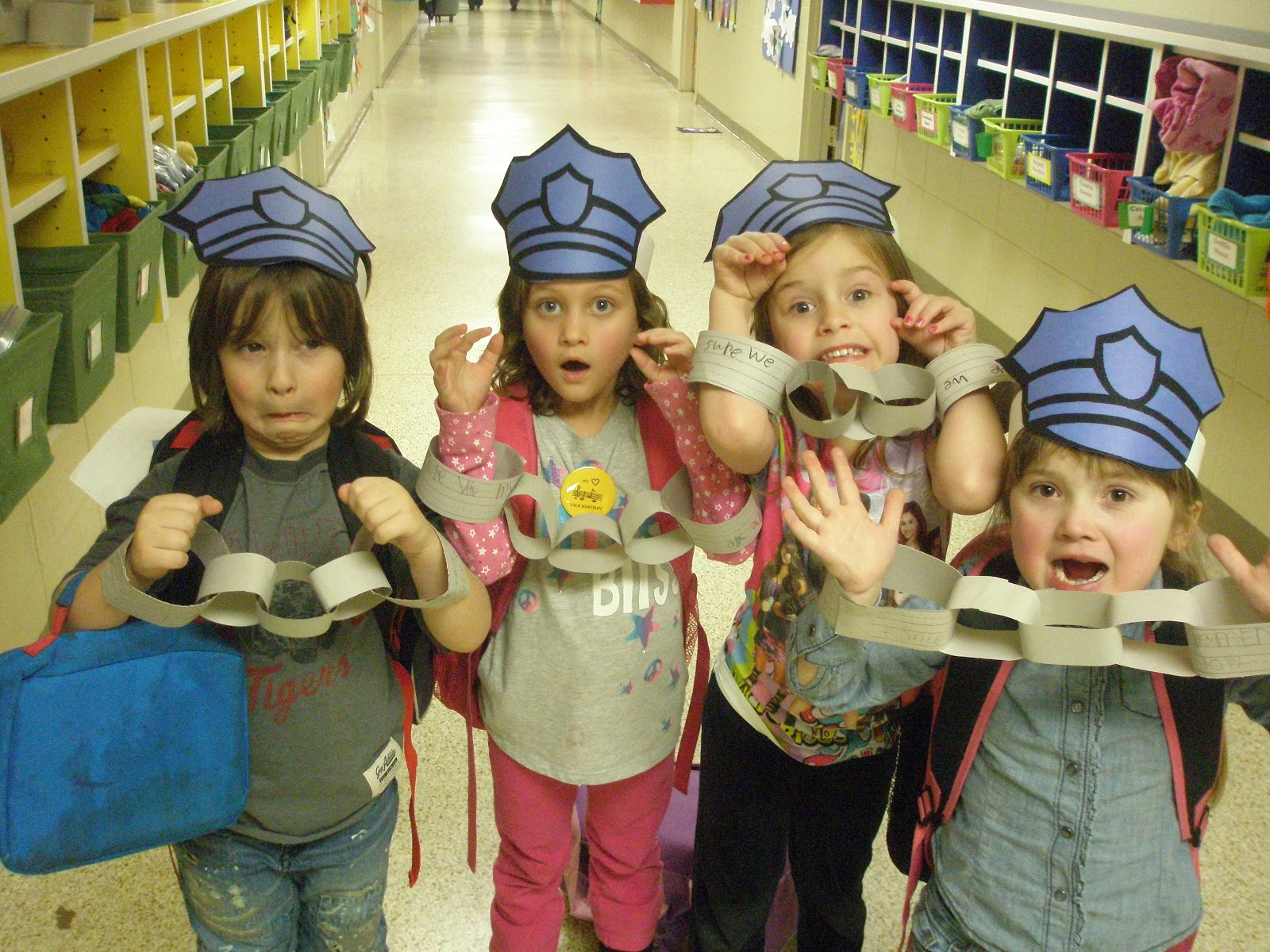 Miss Chamblee S Kinderfriends Oh The Hats Community