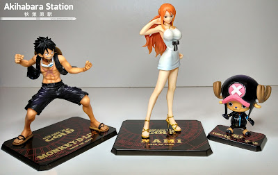 "Review del Figuarts Zero -One Piece film GOLD version- ""NAMI"" de Tamashii Nations."