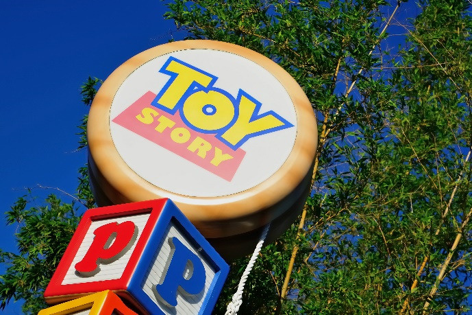 Disneyland Paris - Toy Story Play Days 2019