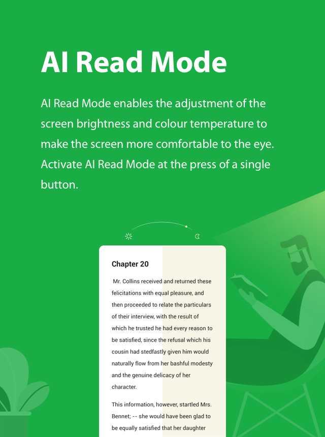 XOS 5.0 Cheetah AI Read Mode