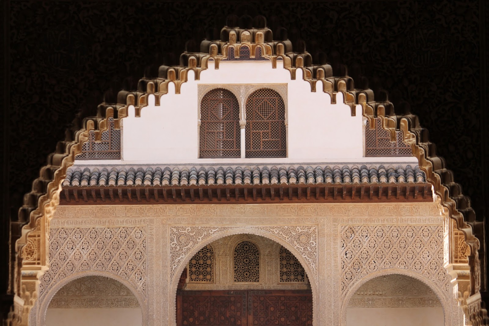 Concrete Peace: Alhambra - Dreaming of return