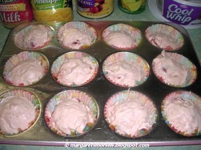 Margaret's Morsels | Cherry Pie Filling Salad