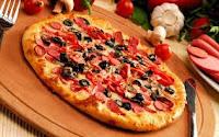Самая Вкусная Пицца в Одессе! Вкусная Домашняя Пицца! (г. Одесса Pizza SanaPolina)