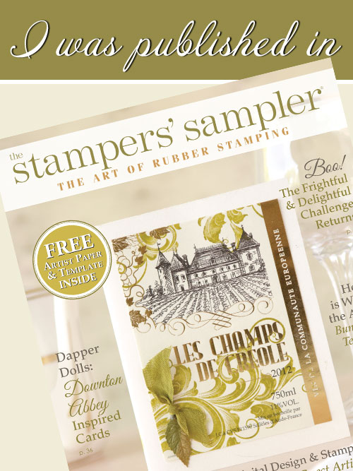 Stampers' Sampler - Summer 2016