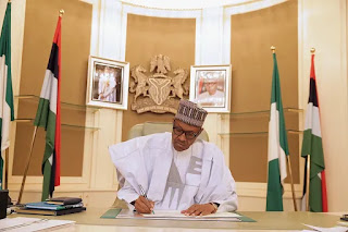 News: Buhari writes Senate over herdsmen killings in Benue