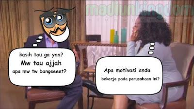 11 Meme Interview Kerja Ini Lucu Kocak Banget Bikin Ngakak Ngakak HRD