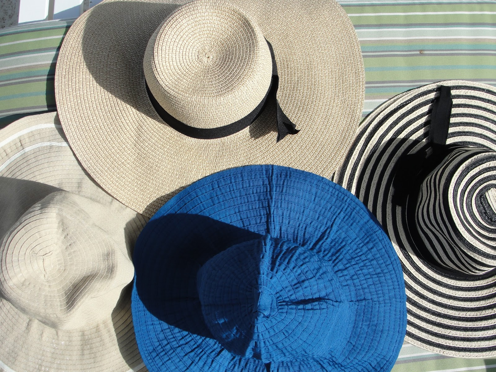 c04ea2bcf1be6 How to make your hat stiff again (from straw to floppy hat)
