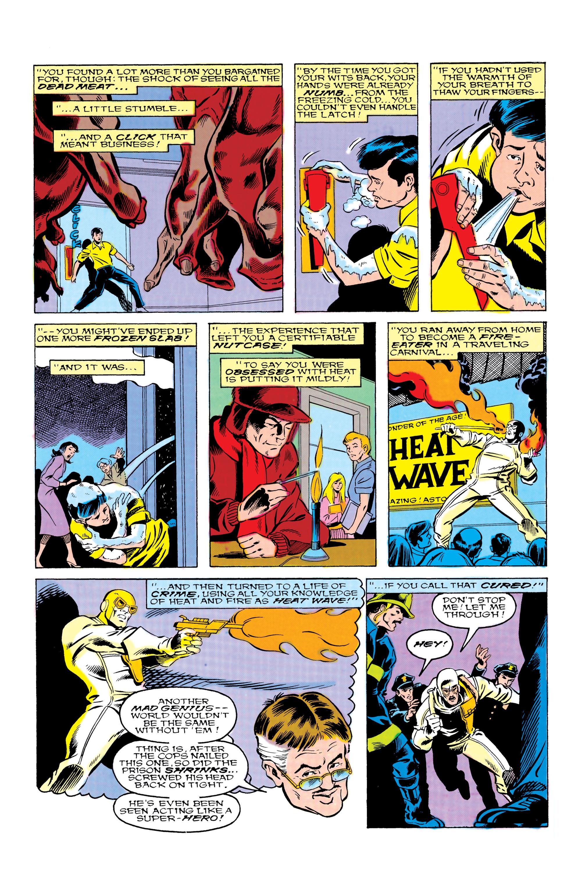 Read online Secret Origins (1986) comic -  Issue #41 - 22
