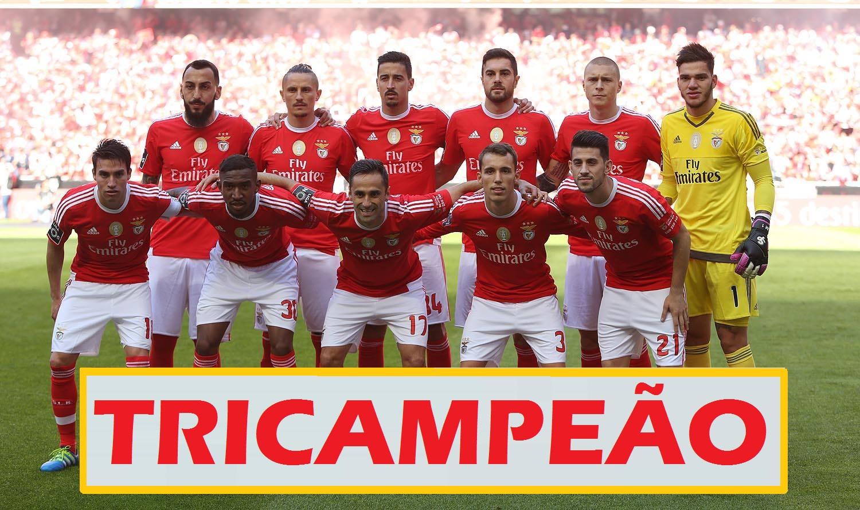 Sou Benfica Benfica Tricampeo