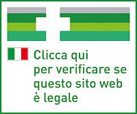 logo verifica se un sito è autorizzato alla vendita di farmaci online