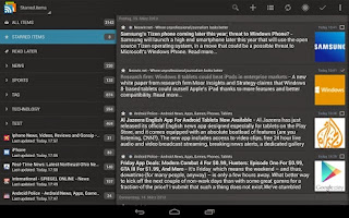 gReader Pro Feedly News Android App Full Version Pro Free Download